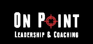 OnPoint Logo White