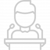 Keynote Speaker Icon Image